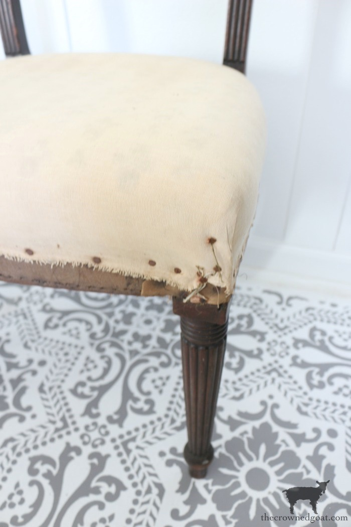 Country-House-Accent-Chairs-in-DecoArt-Primitive-The-Crowned-Goat-7 Country House Accent Chairs in Primitive Decorating DIY Painted Furniture