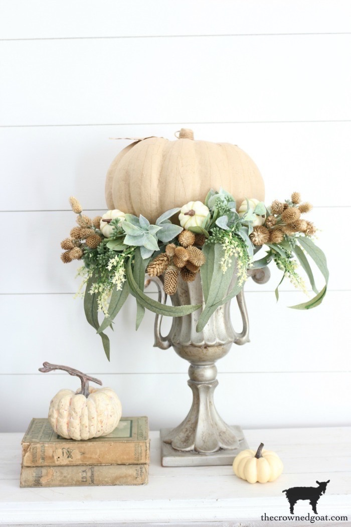 DIY-Fall-Centerpiece-The-Crowned-Goat-12-1 From the Front Porch From the Front Porch