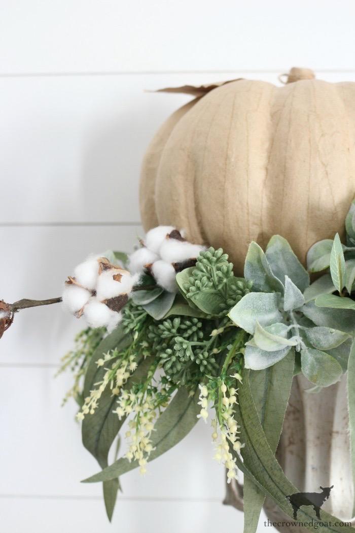 DIY-Fall-Centerpiece-The-Crowned-Goat-13 DIY Fall Centerpiece Fall Holidays