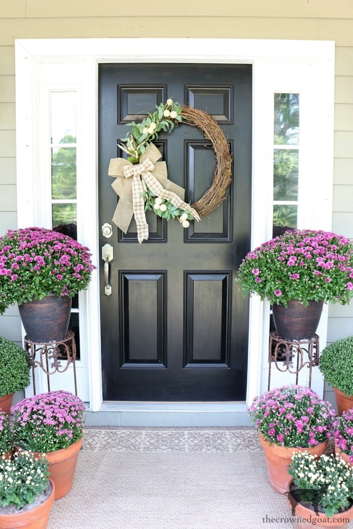 Fall-Porch-Decorating-Ideas-The-Crowned-Goat-6 Fall Porch Decorating Ideas Fall Holidays