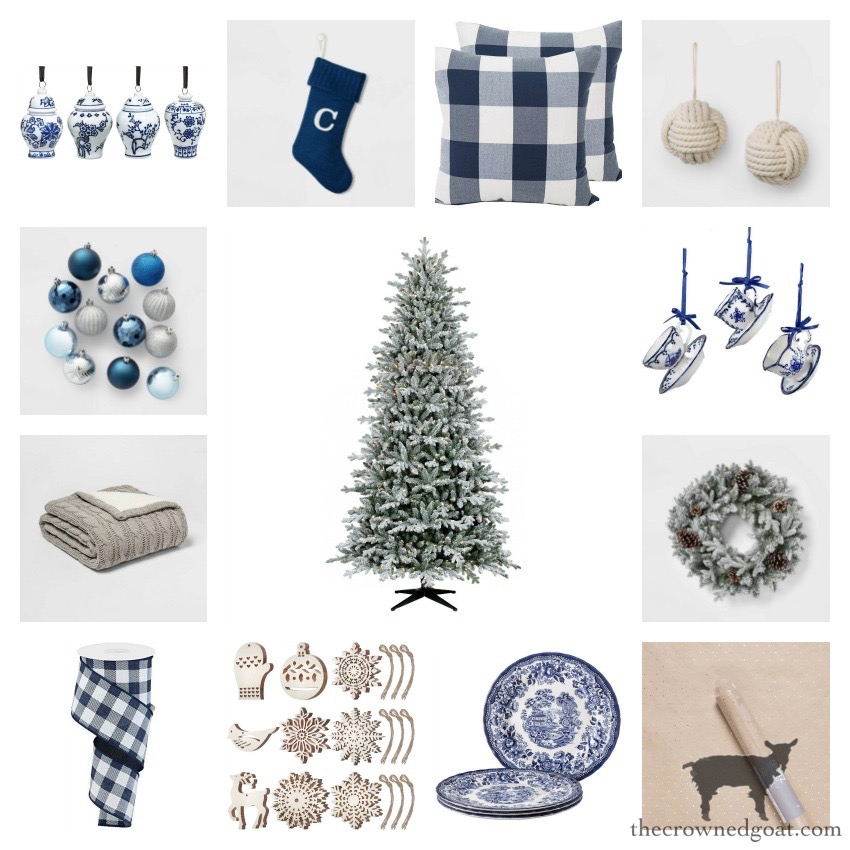 Christmas-Inspiration-Mood-Boards-The-Crowned-Goat-9 Christmas Inspiration Mood Boards Christmas Decorating Holidays