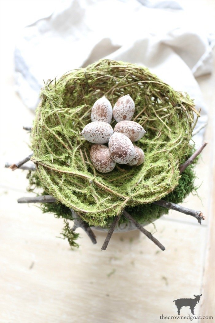 DIY-Speckled-Eggs-Spring-Vignette-Ideas-The-Crowned-Goat-16 From the Front Porch From the Front Porch