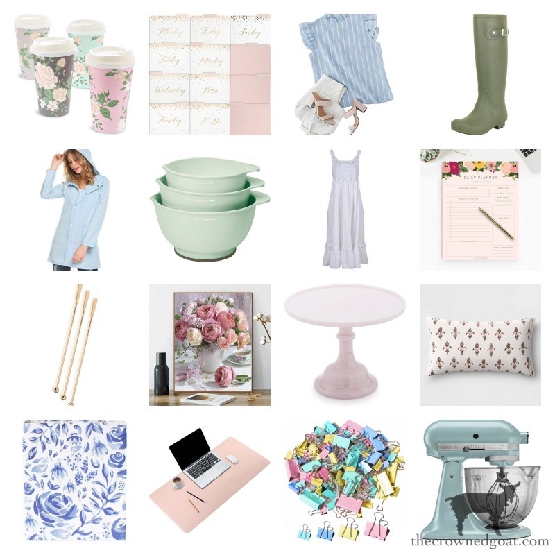 Pastel-Inspired-Finds-Amazon From the Front Porch From the Front Porch