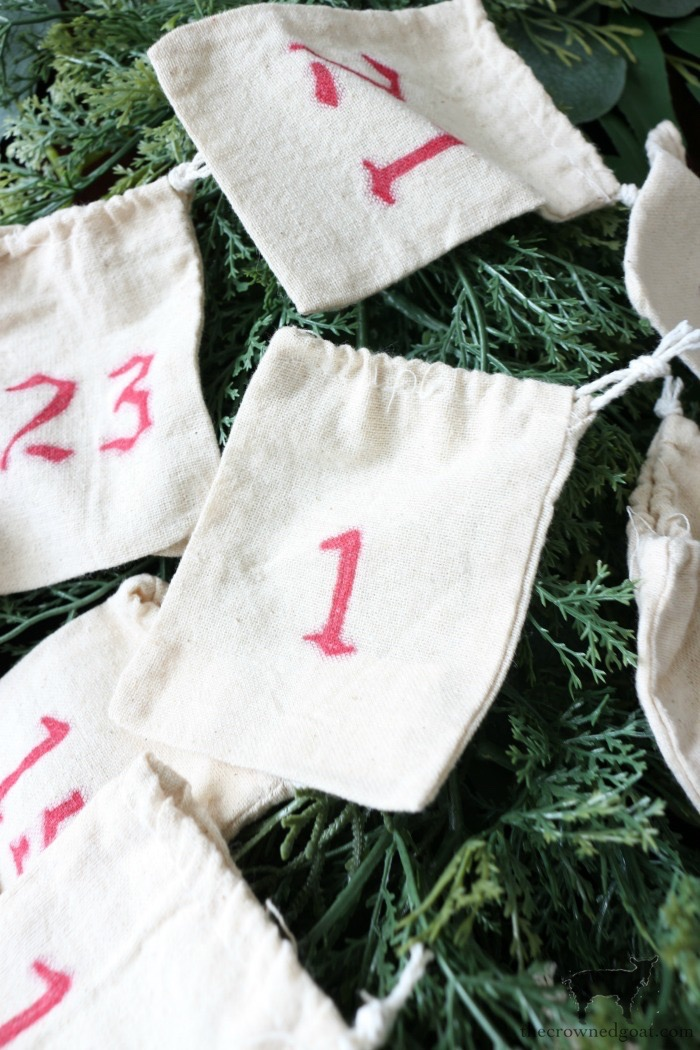 DIY-Advent-Calendar-Basket-The-Crowned-Goat-12 Treat Yourself Advent Calendar Basket Christmas Holidays