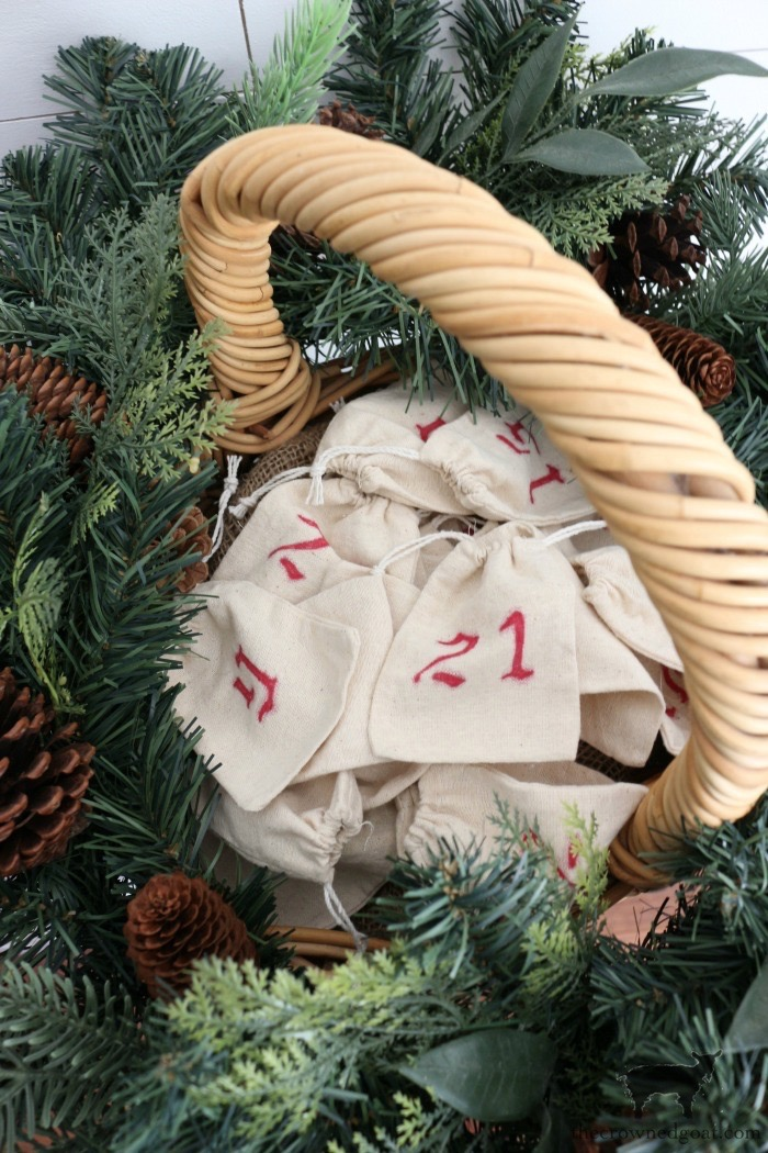 DIY-Advent-Calendar-Basket-The-Crowned-Goat-19 Treat Yourself Advent Calendar Basket Christmas Holidays