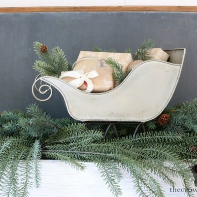 Effortless Christmas Centerpiece Ideas