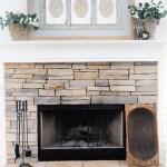 DIY-French-Country-Mantel-Art-The-Crowned-Goat-20 Decorating