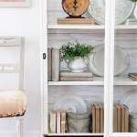 How-to-Style-a-Glass-Display-Cabinet-The-Crowned-Goat-1 Decorating