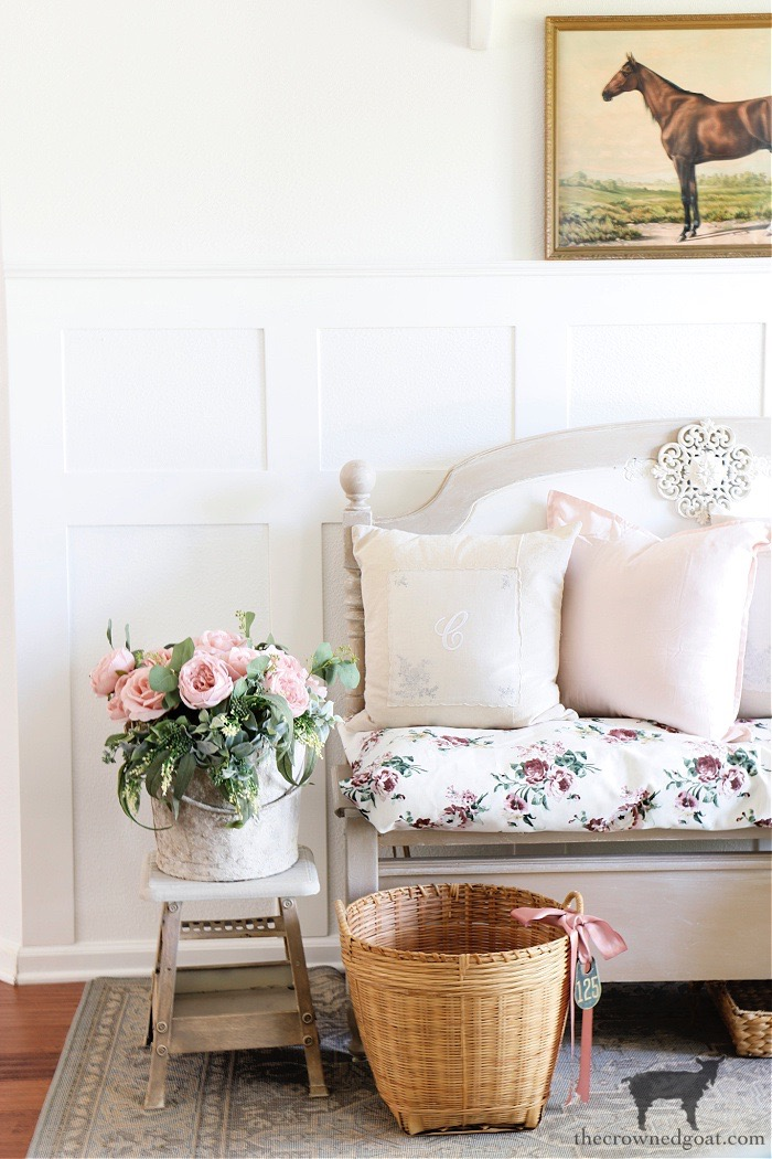 Spring-Into-Summer-Entry-and-Blog-Hop-The-Crowned-Goat Spring Into Summer Entry Ideas Decorating Holidays Summer