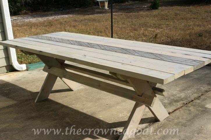 Building a Farmhouse Style Table