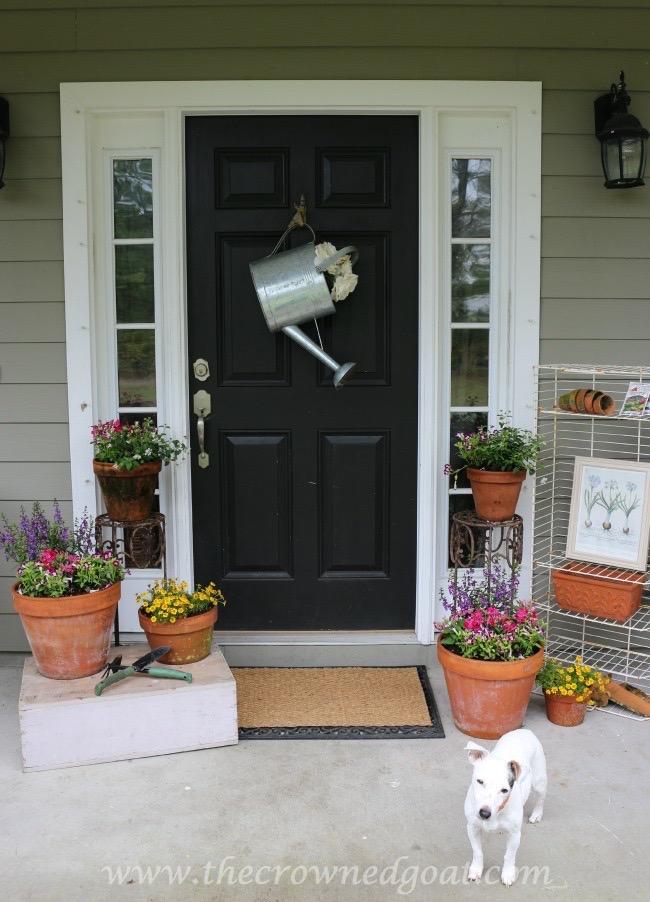 Spring Inspired Porch