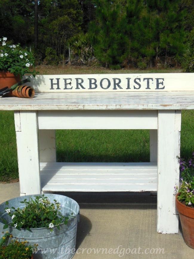 Herboriste Potting Station
