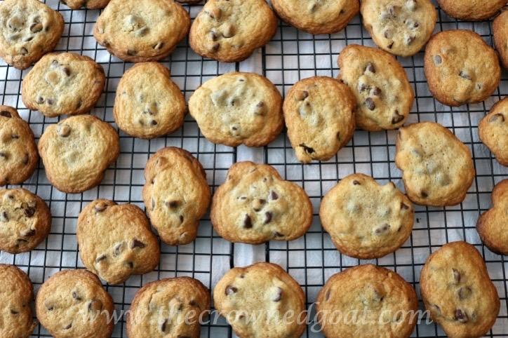 Family Recipe Swap: Chocolate Chip Cookies