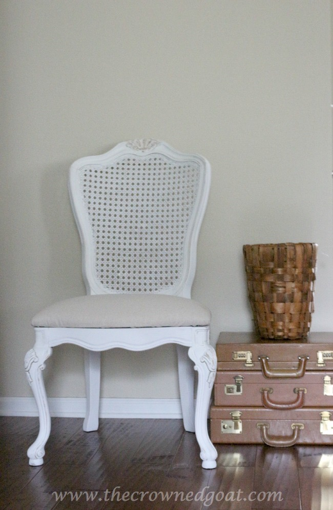 A Beginners Guide to Chair Upholstery - The Crowned Goat