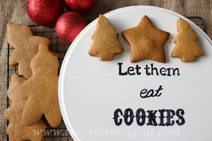 How to Personalize a Cookie Tin