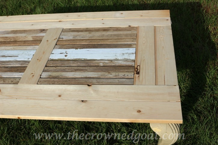 Loblolly Manor Coffee Table - The Crowned Goat