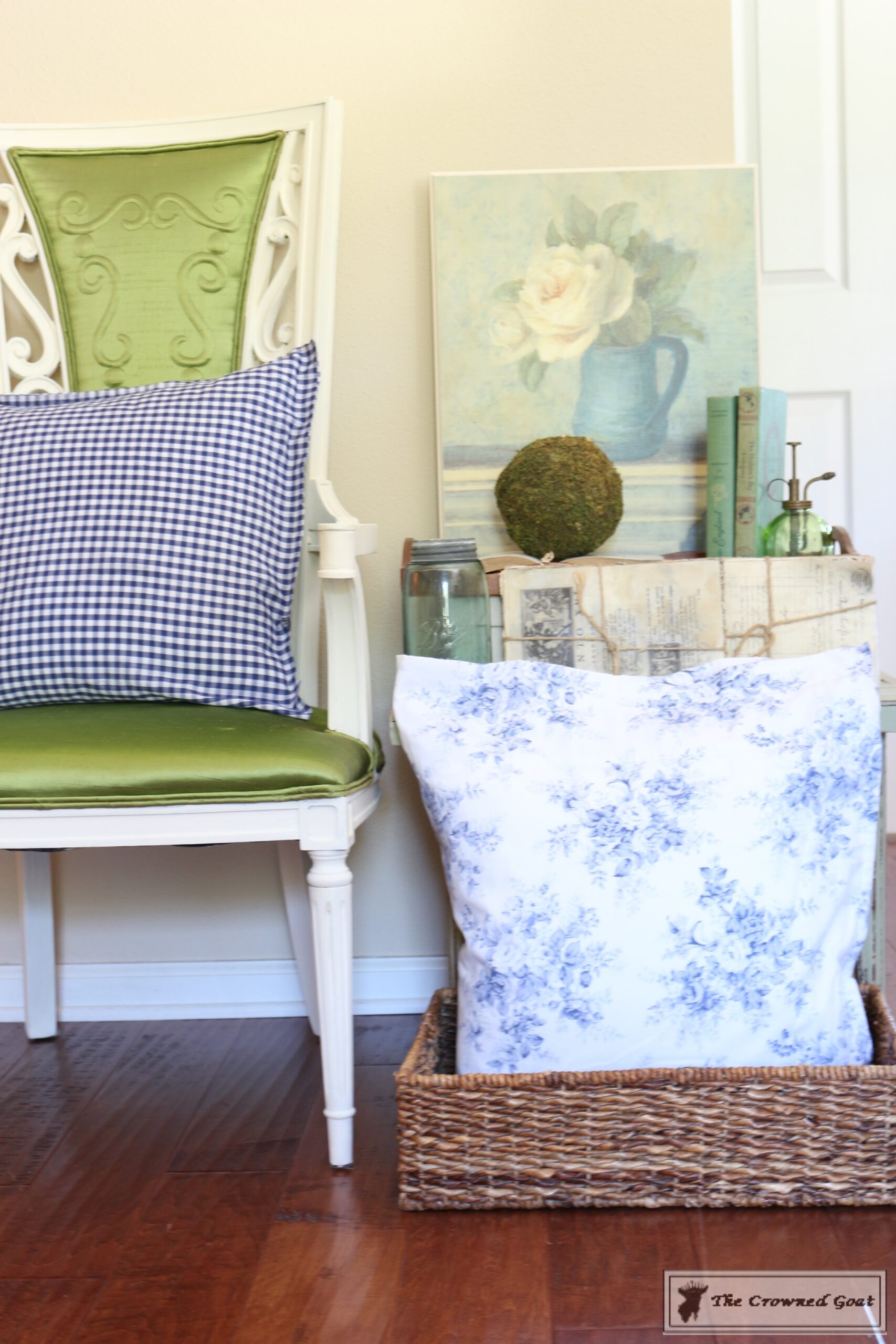 Painting for Clients – River Ranch Chairs