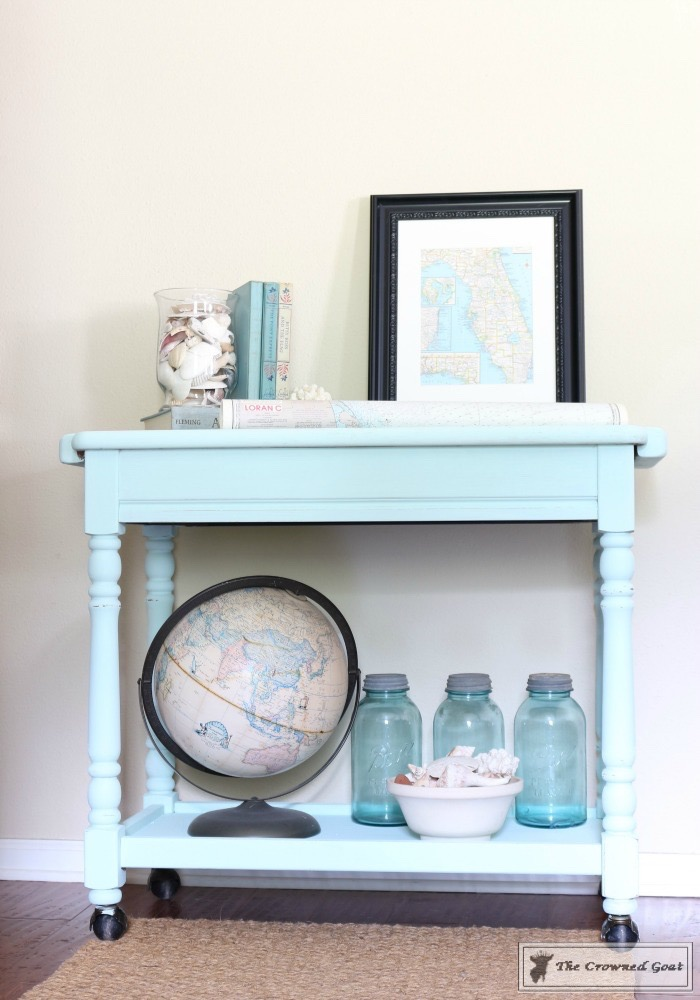Beach Cottage Inspired Table