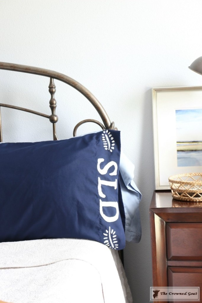 Personalize Pillowcases with Chalk Paint-12