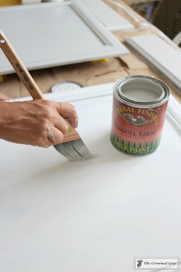 A Beginners Guide to Painting a Kitchen Island