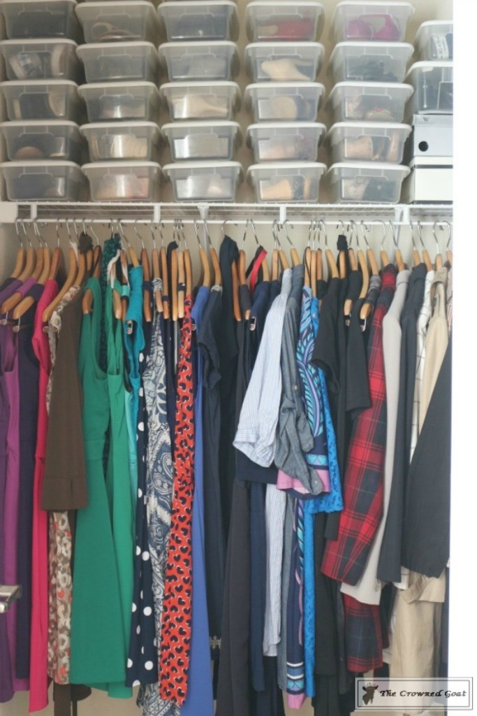 KonMari Closet One Year Later-6