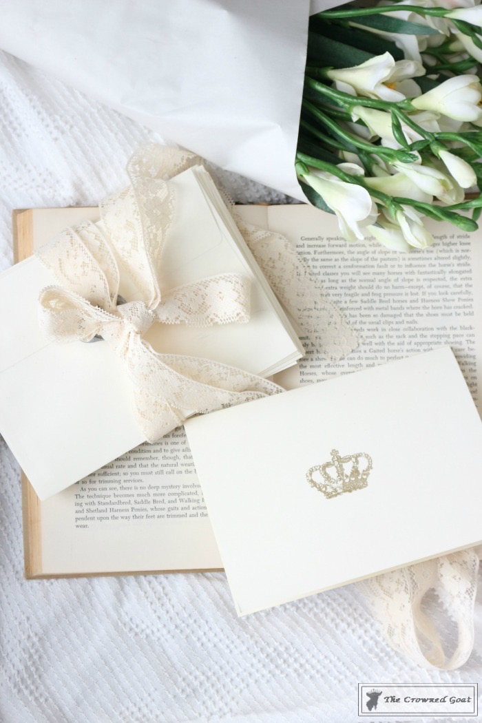 Personalized Stationery for The Busy Girl