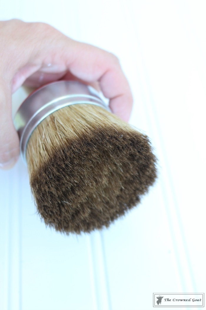 Cleaning Wax Brushes with Ease