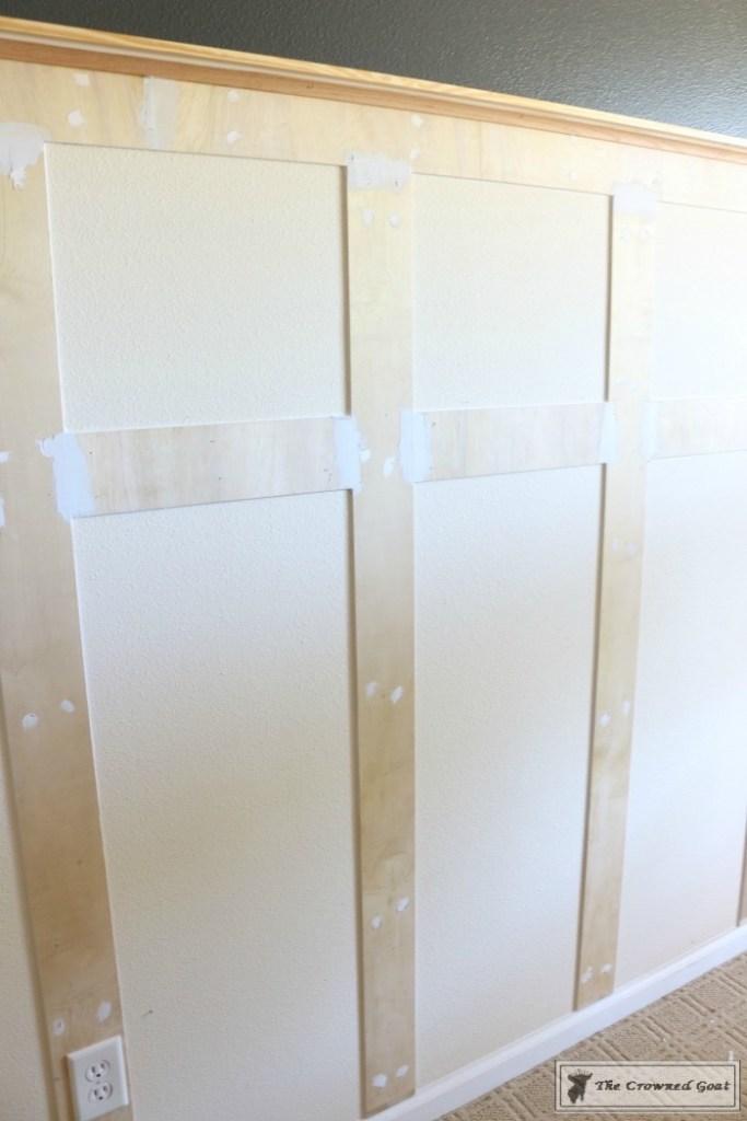 Installing Board and Batten-16