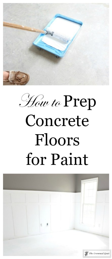 Prepping Concrete Floors to Paint-1
