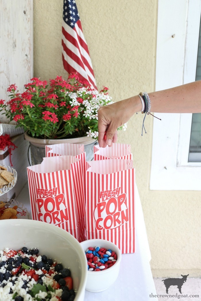 Host a Patriotic Themed Movie Night This Summer - The Crowned Goat