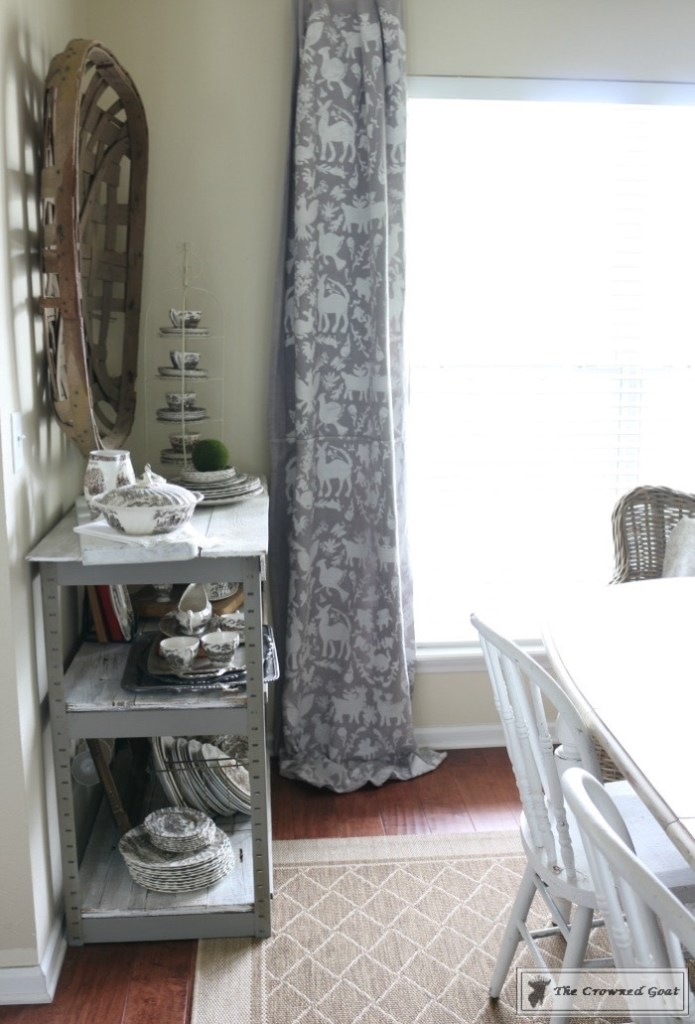 How to Dye a Canvas Drop Cloth-1
