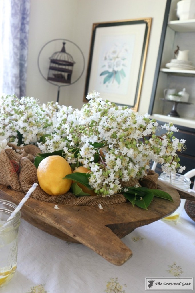 How to Create a Summer Tablescape-The Crowned Goat-10