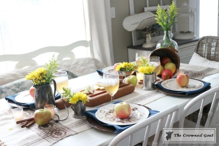 How to Decorate for Fall with Apples-12