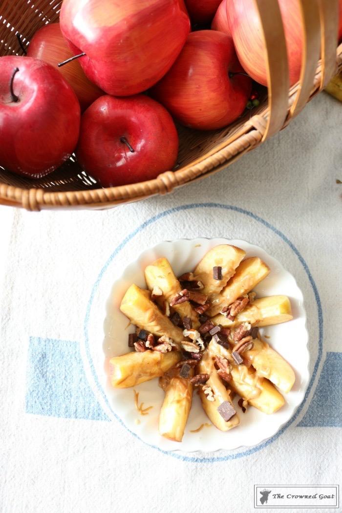 Three Ways to Make Apple Nachos
