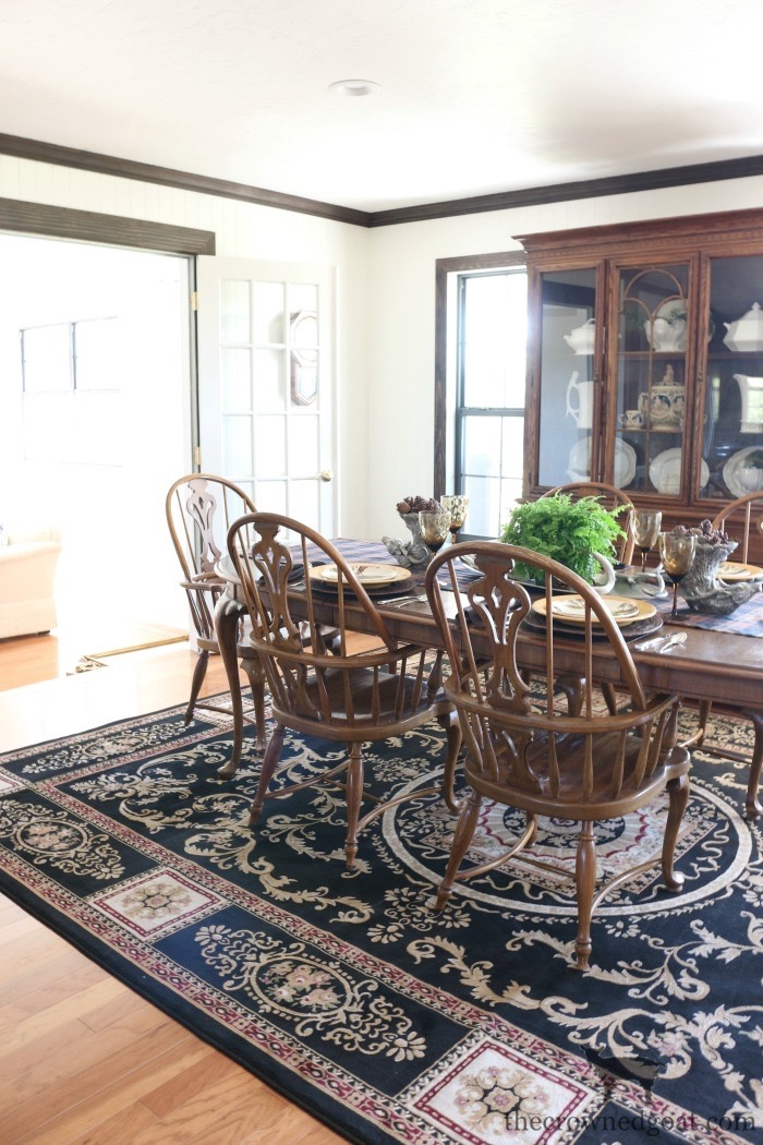 The Horse Farm Project: Dining Room Makeover