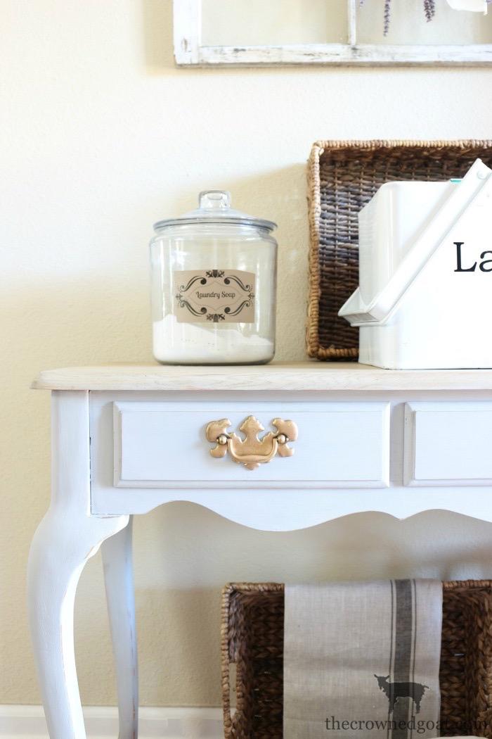 Back to Basics Series: Chalk Painting Furniture 101
