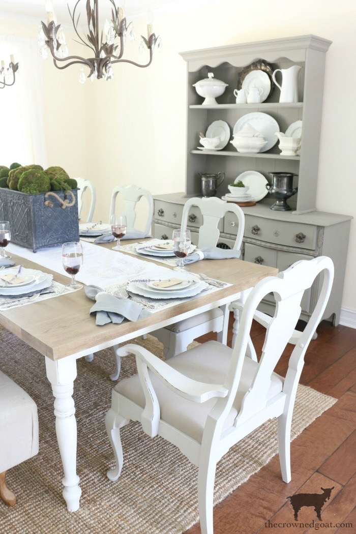 Mother's Day Tablescape Blog Hop