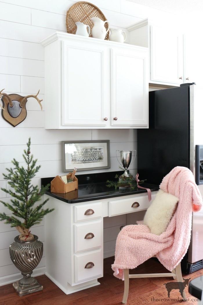 Christmas Inspired Kitchen