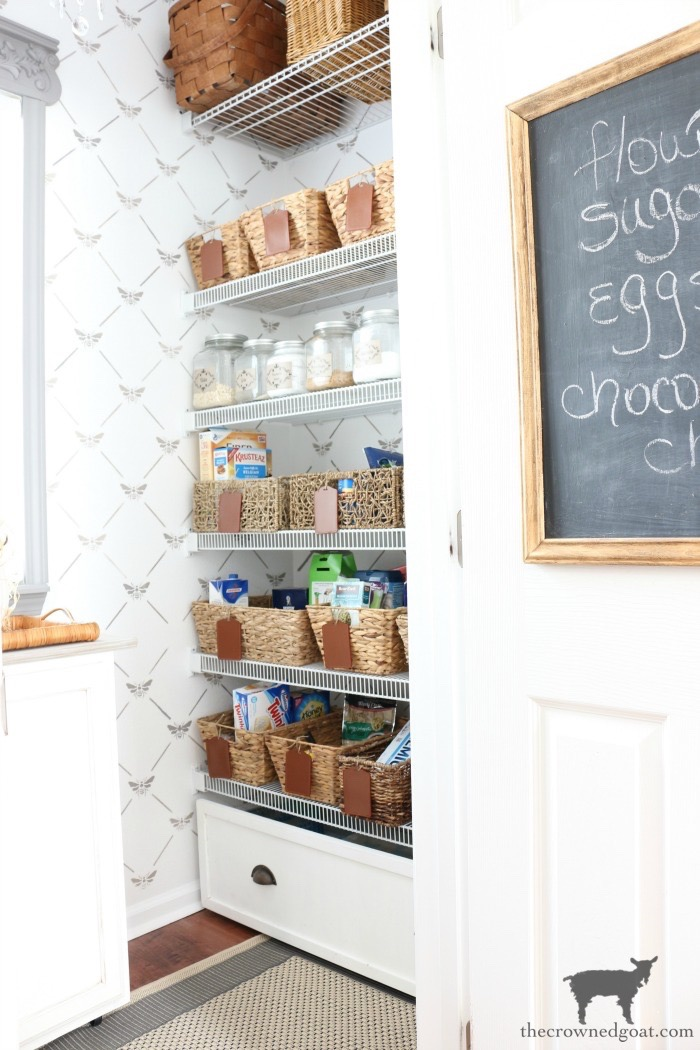The Easiest Way to Organize Your Pantry & Refrigerator