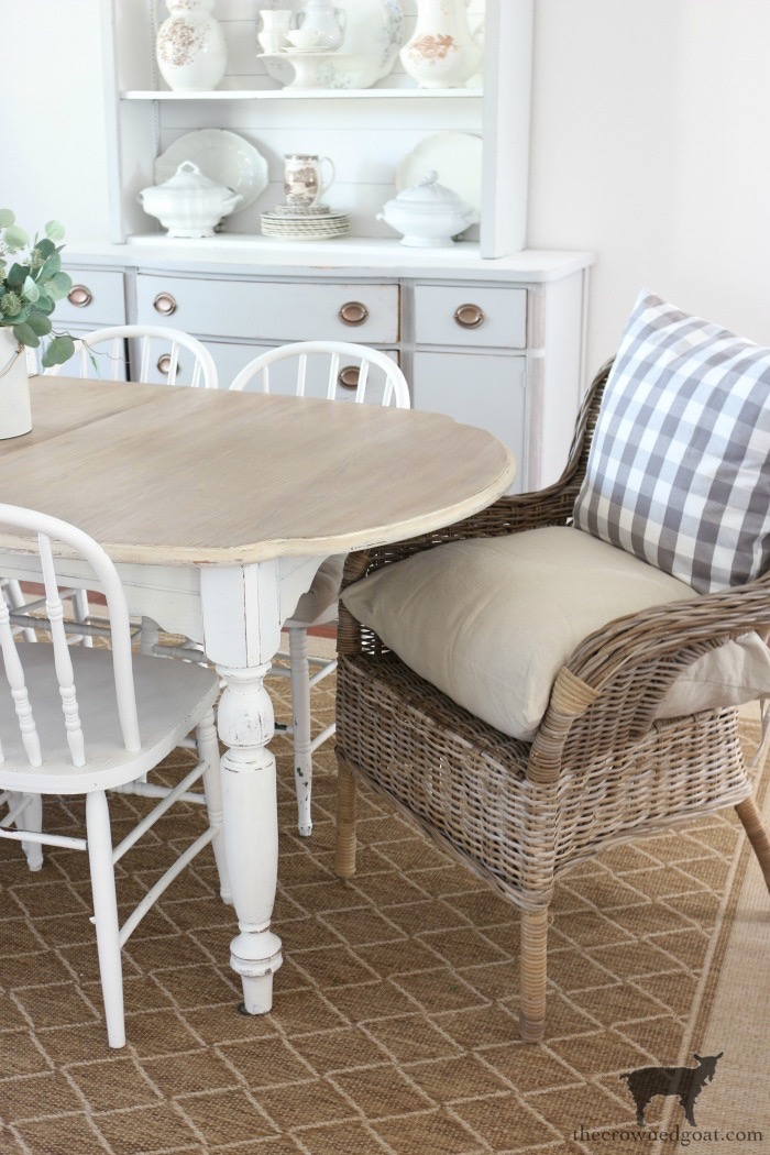 How to Condition a DIY European Oak Dining Table
