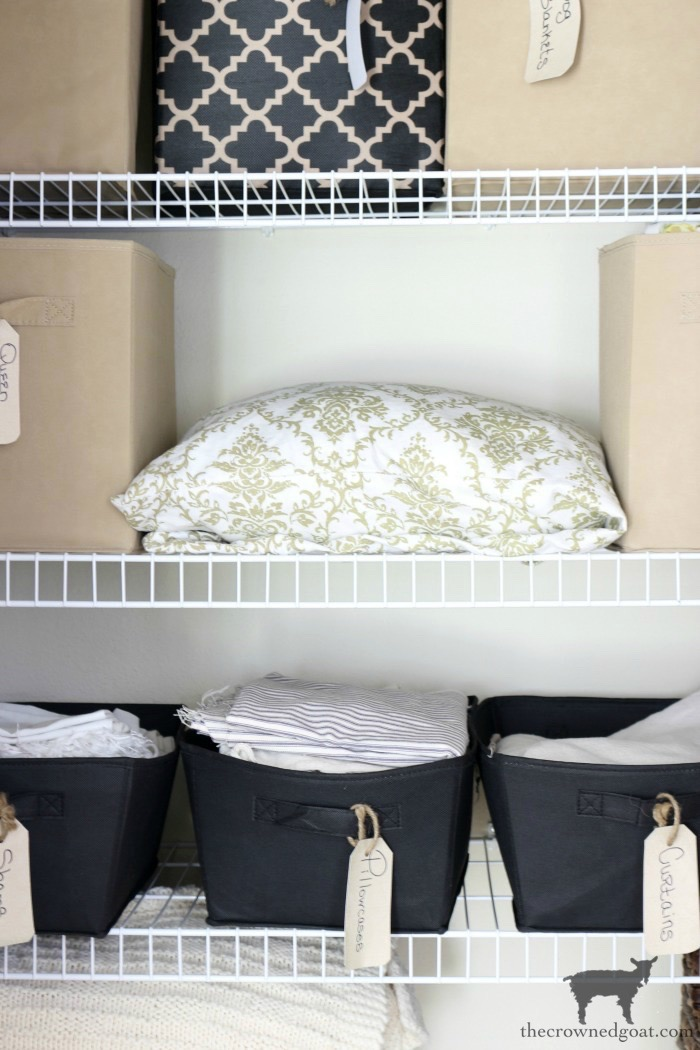 Tips & Tricks for Clutter Free Linen Closets