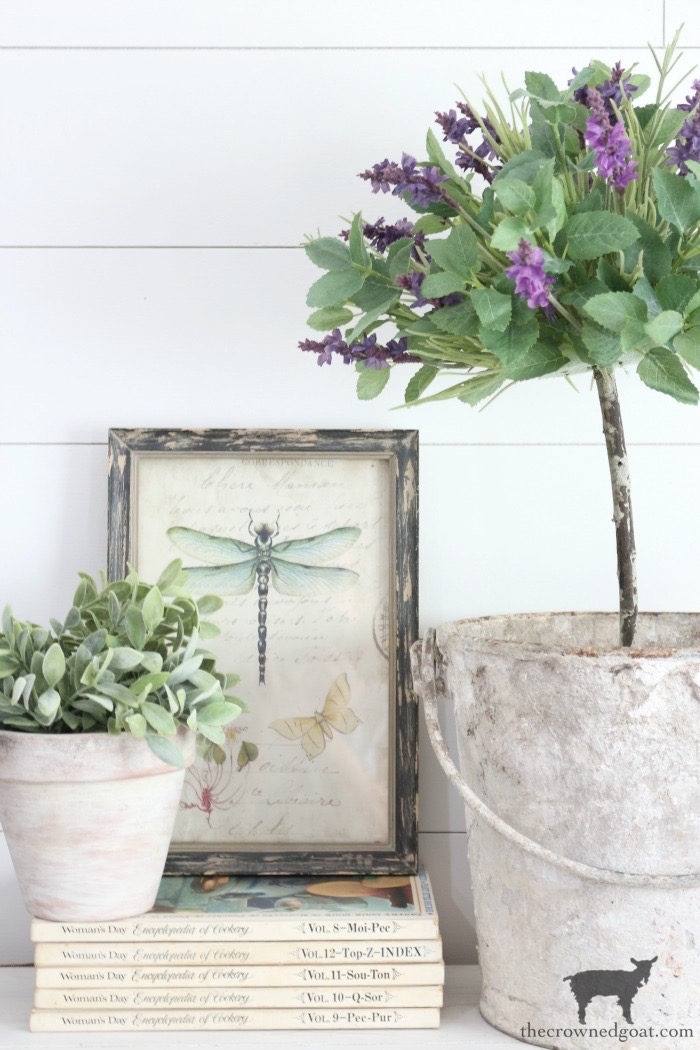 Simple Lavender Topiary and Summer Celebration Blog Hop
