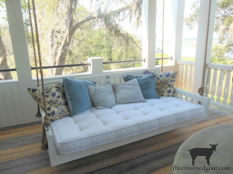Southern Living Idea House - Porch Swing
