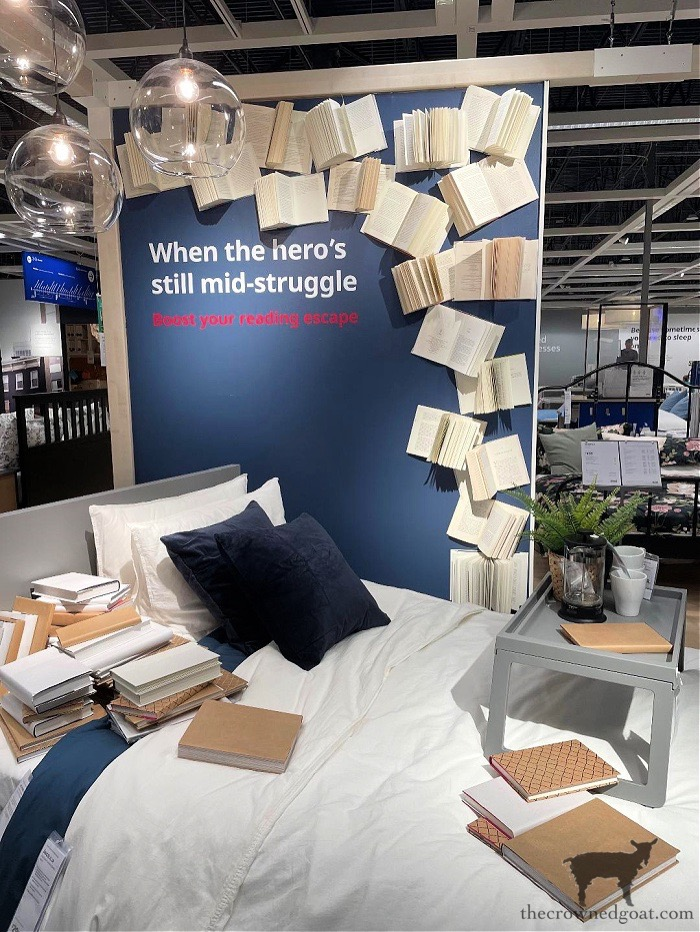 Cute IKEA Displays to Try at Home-The Crowned Goat
