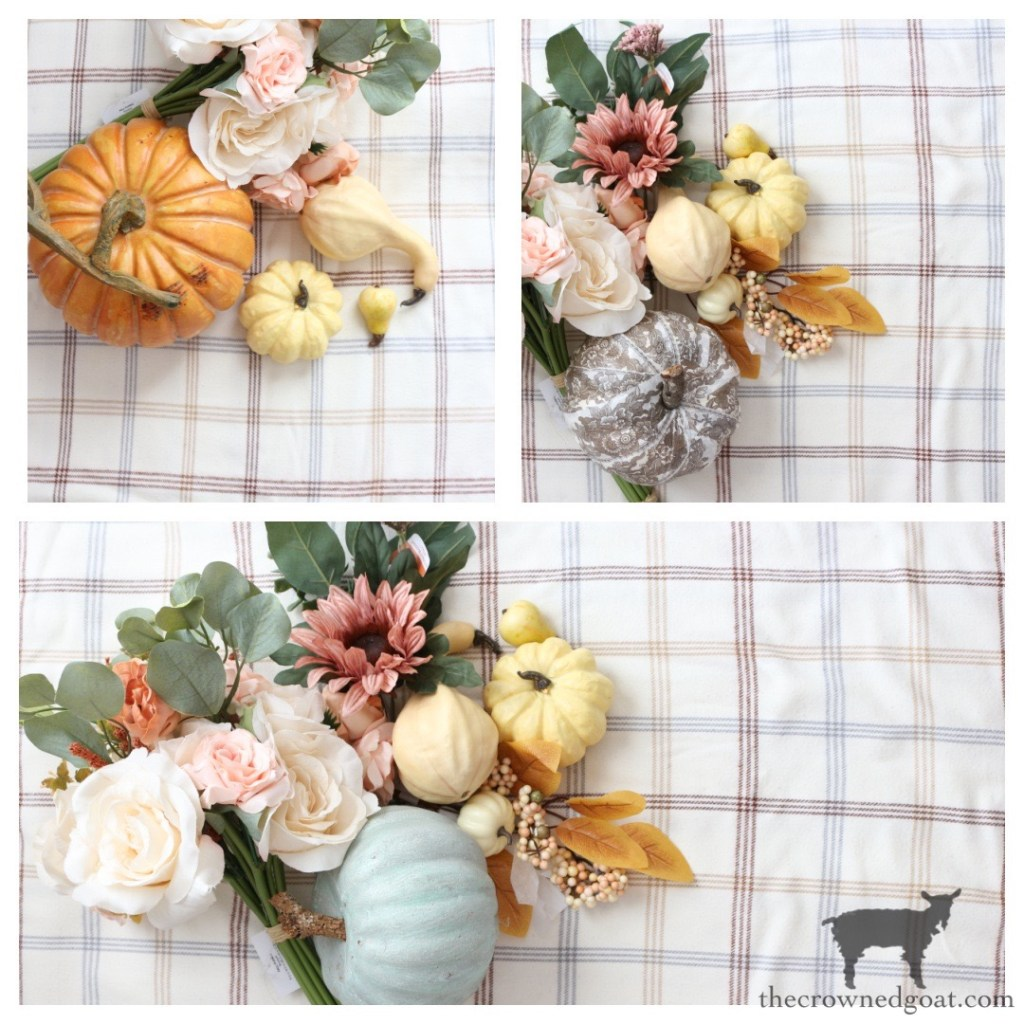 Fall Color Palette Fabric Option 1