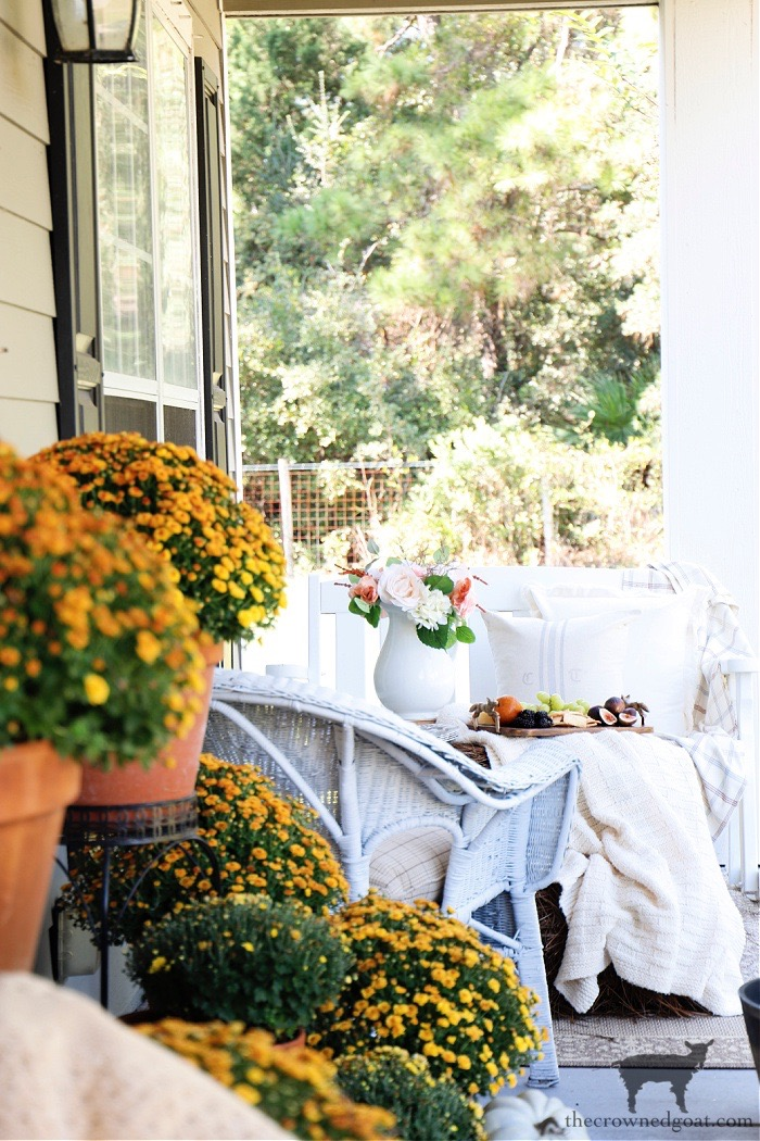 Fall Porch Tour: Thoughts on Stewarding