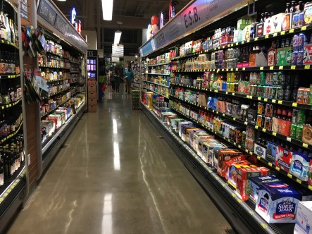 Wholefoods, always with a good selection