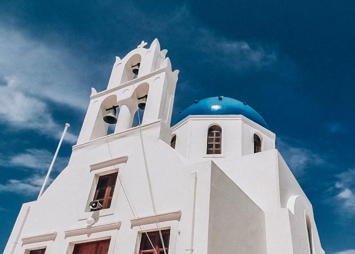 Church Santorini