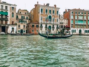 Gondola Venice View
