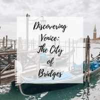 Discovering Venice: The City of Bridges
